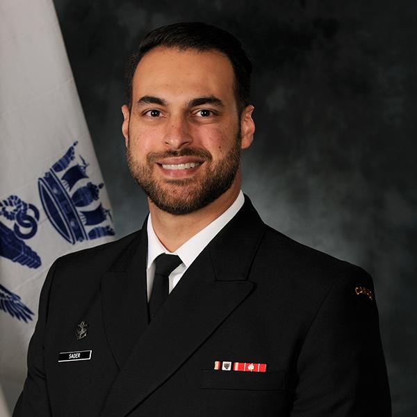 Captain Sam Sader