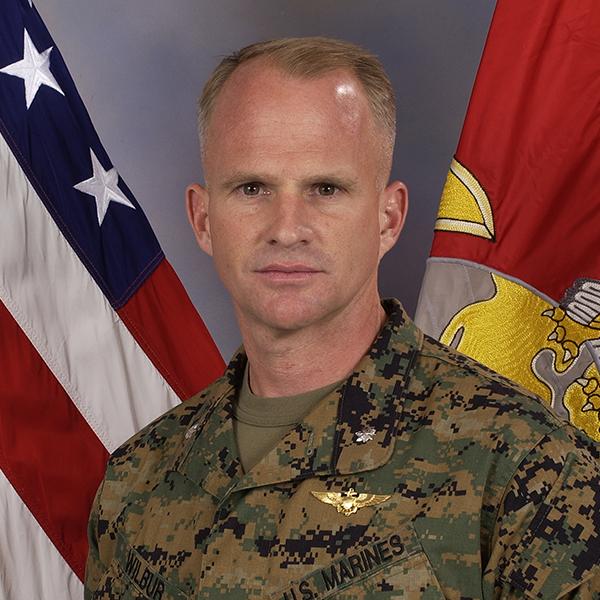 Lt. Col. David Wilbur (USA)